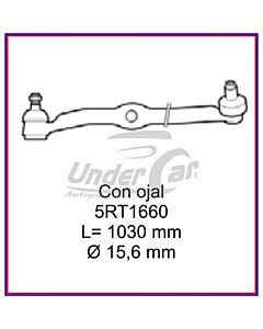 F100 TIB 66/83 BARRA CENTRAL L= 1024 MM