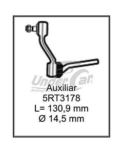 S10 BLAZER 95/.BRAZO AUXILIAR L= 130,9 MM