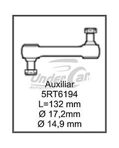C10 SILVERADO 85/91 B AUXILIAR L=132MM