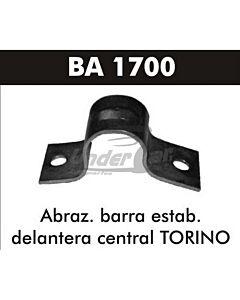 ABRAZ. BARRA CENTRAL TORINO