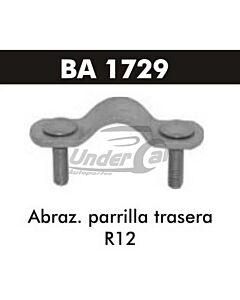 ABRAZ. PARILLA TRASERA R12