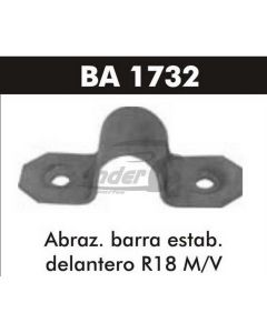ABRAZ. BARRA ESTAB. R18 M/V