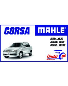 Chevrolet Corsa LX523  OC90 KL582