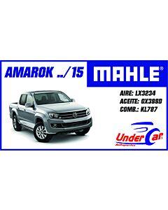 Vw Amarok  /15 LX3234 OX388D KL787