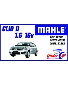 Renault Clio OC309 LX773 KL582