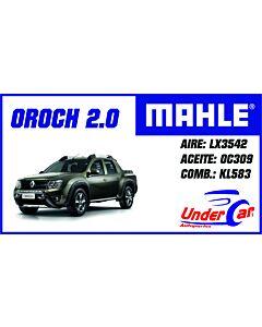 Renault Oroch OC309 LX3542 KL583