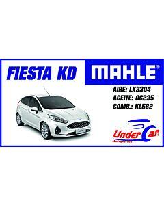 Ford Fiesta KD LX3304 OC606 KL582