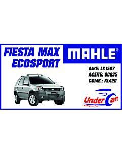 Ford Fiesta MAX LX1597 OC266 KL420