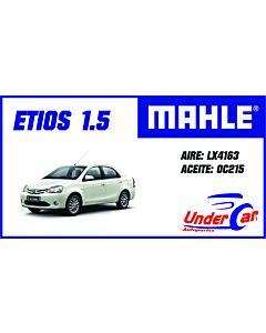 Toyota Etios 1.5 LX4163 OC215